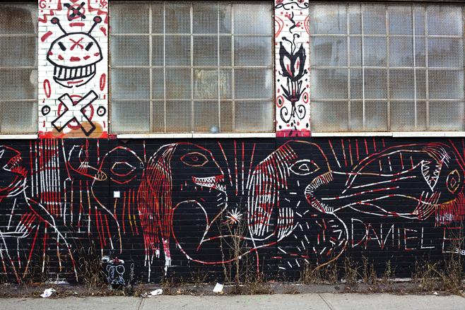 Hungry Graffiti