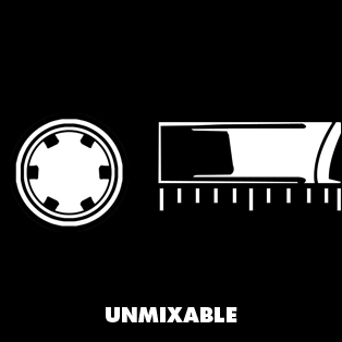 Unmixable