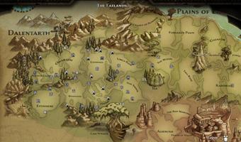 Reckoning Map