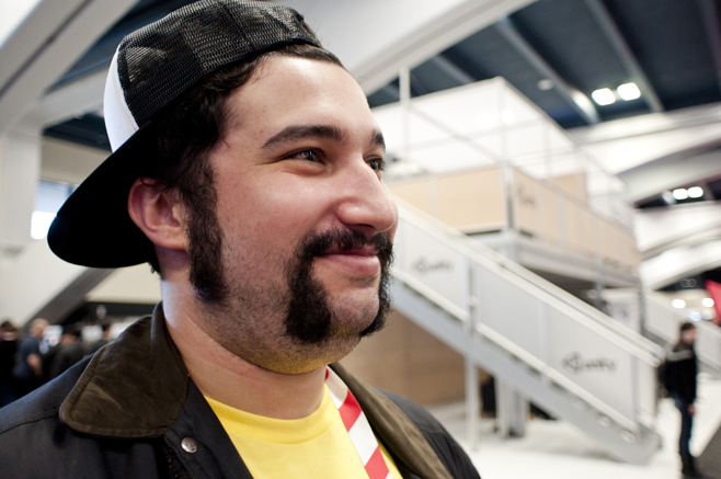 The 40 Most Impressive Displays Of Facial Hair At Gdc 2013