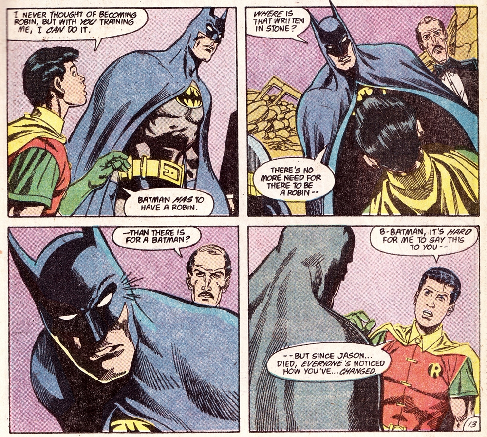 The Tim Drake Problem Unwinnable