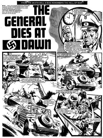 The General Dies at Dawn