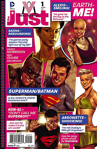 Multiversity - The Just 1