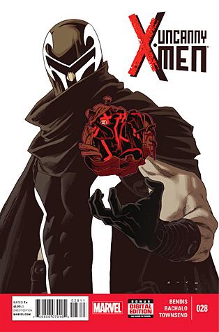 Uncanny X-Men 28