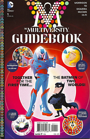 The Multiversity Guidebook 1