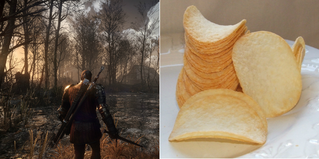 WitcherPringles