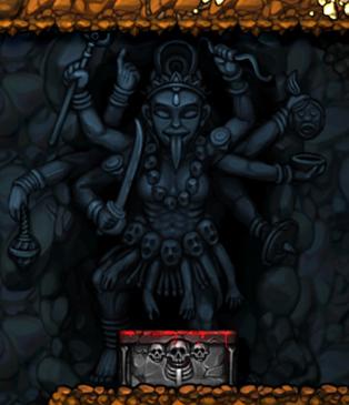 Kali_Altar