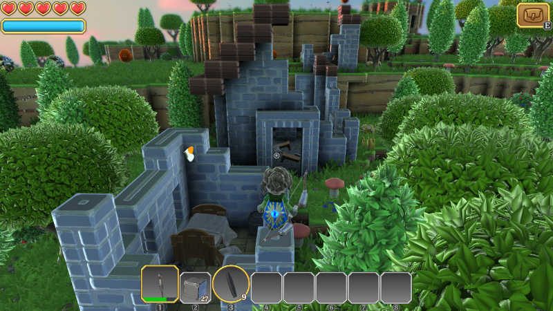portal knights how to find portals