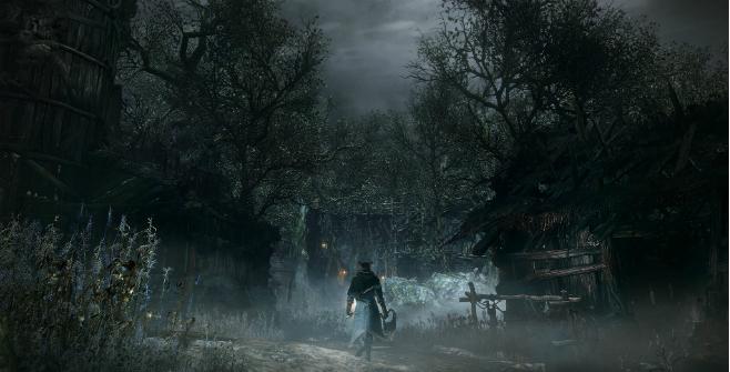 Spooky Bloodborne