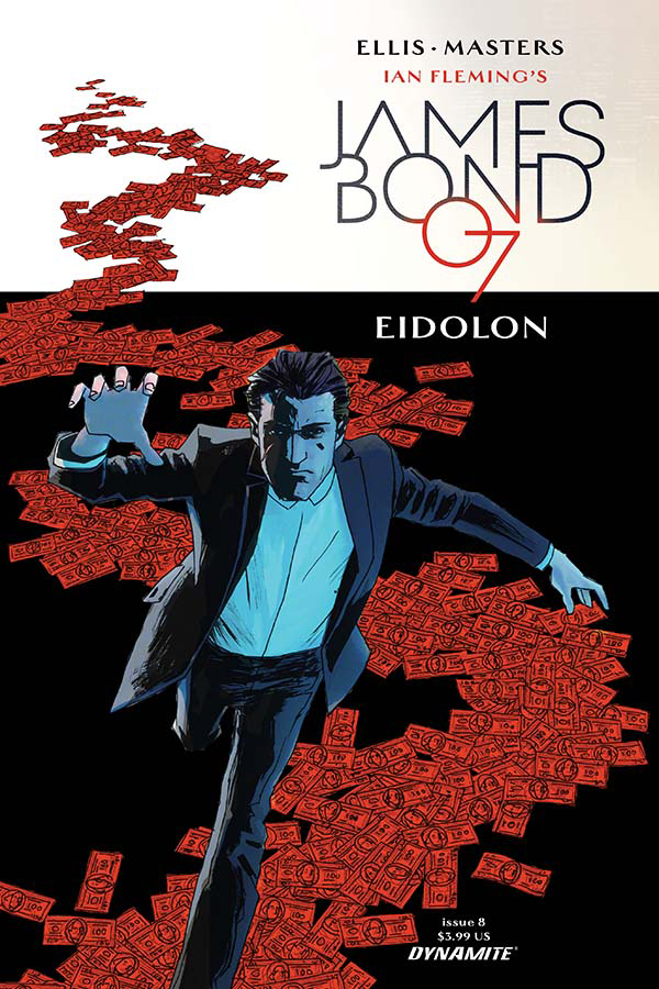 James Bond Comic