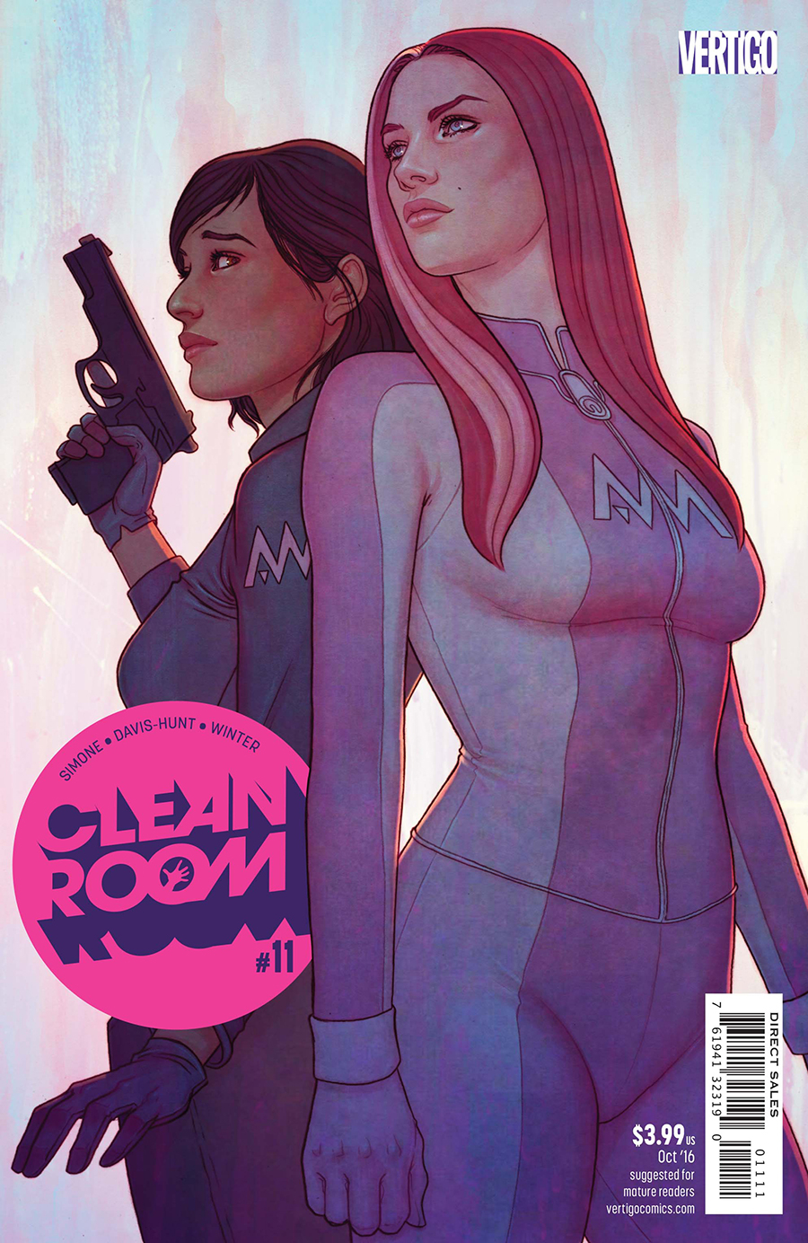 clean room 11 cover